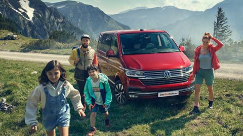 5 razones para elegir el Volkswagen Multivan para la familia