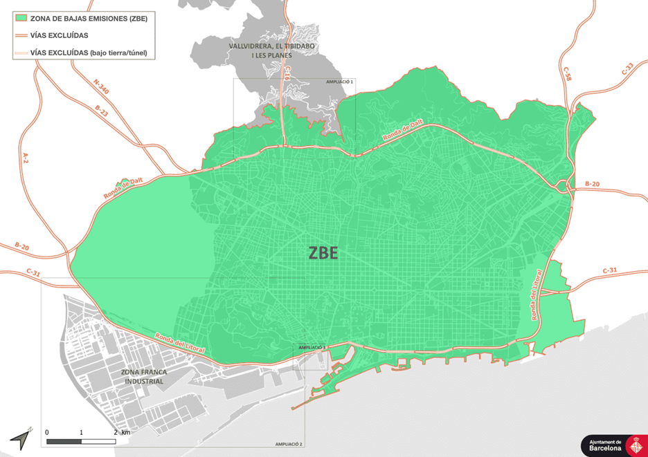 Zona de Bajas Emisiones