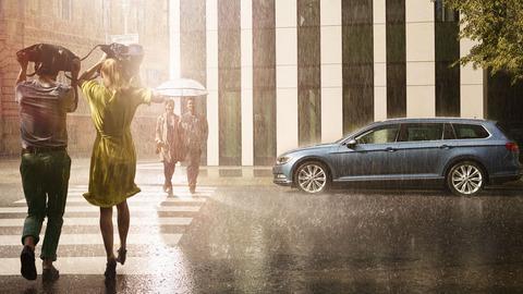 Sigue nuestros consejos y conduce con seguridad bajo la lluvia