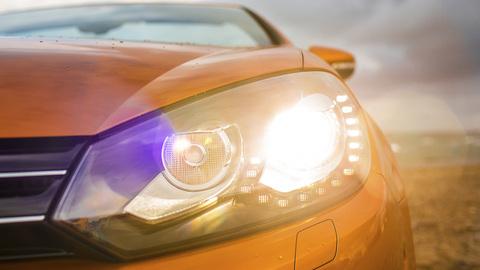 Cinco claves para utilizar correctamente las luces de coche