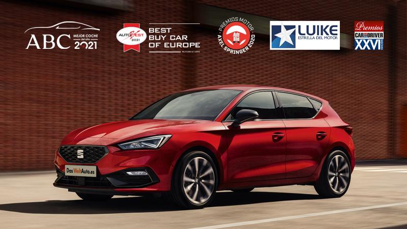 El Nuevo SEAT León conquistó el mercado europeo como el mejor compacto